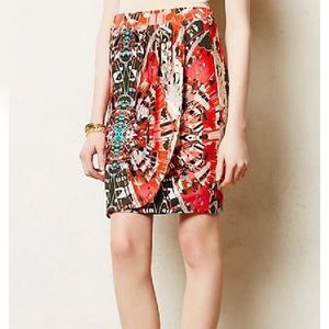 Anthropologie Skirts - Anthropologie Meave Ligeia Skirt XS Petite New